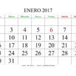 Calendario 2017 en pdf