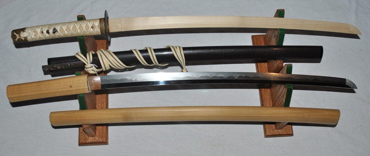 La Katana, armaduras y otras espadas del guerrero samurái