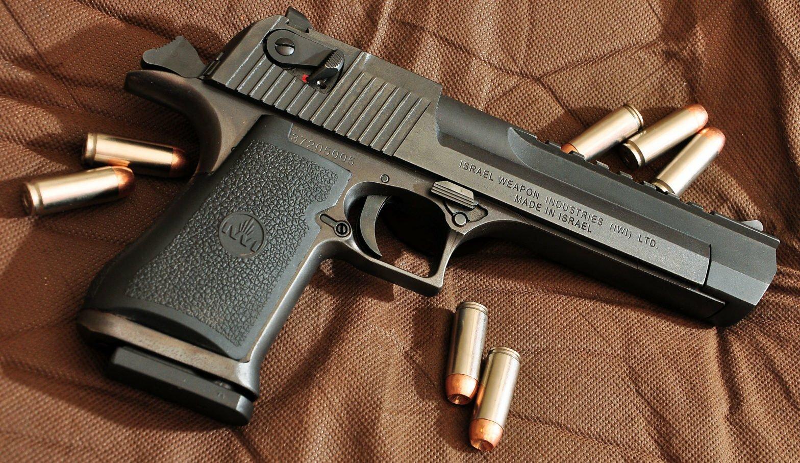 Desert Eagle la pistola
