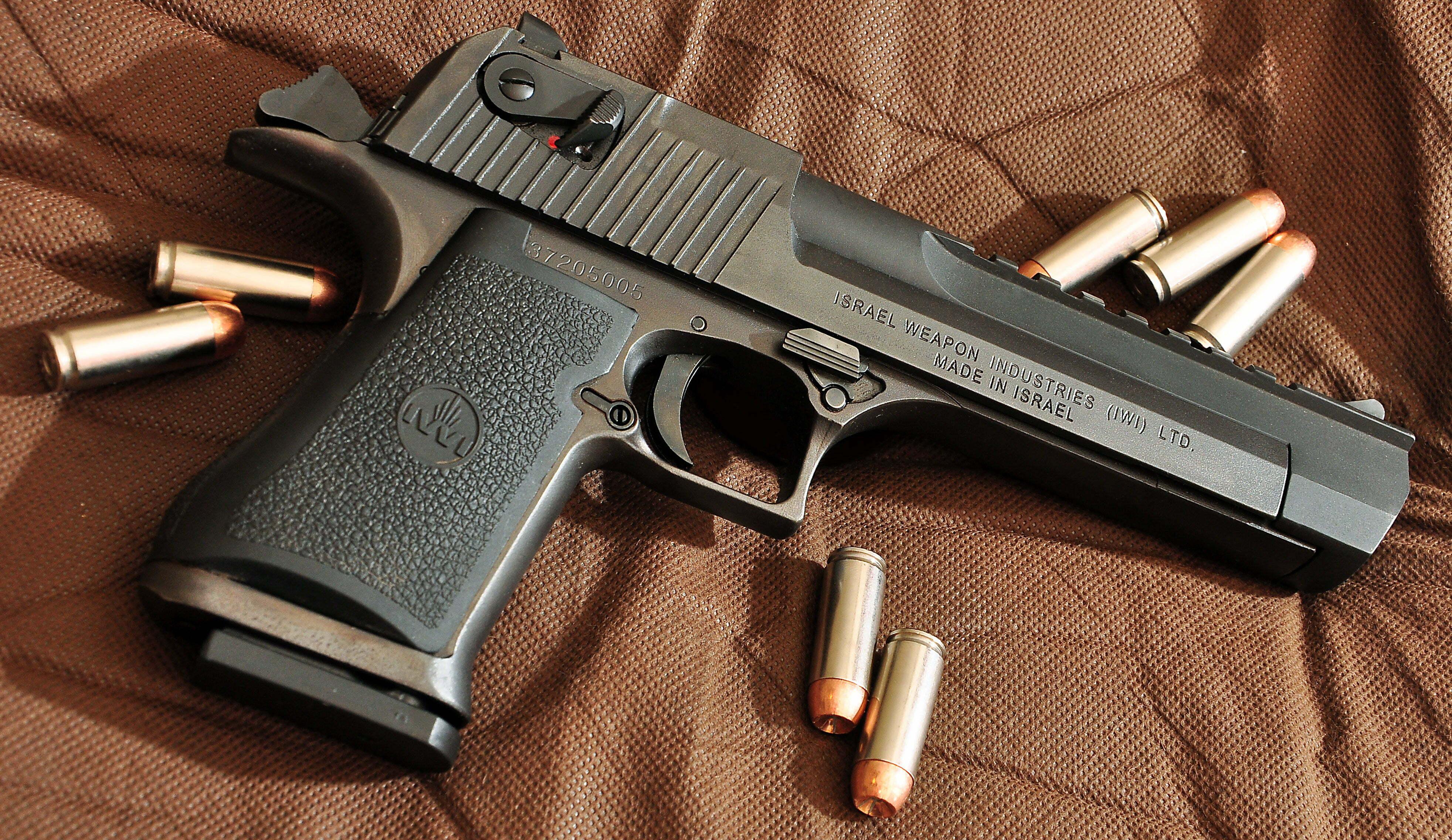 Desert Eagle una pistola con mucho encanto
