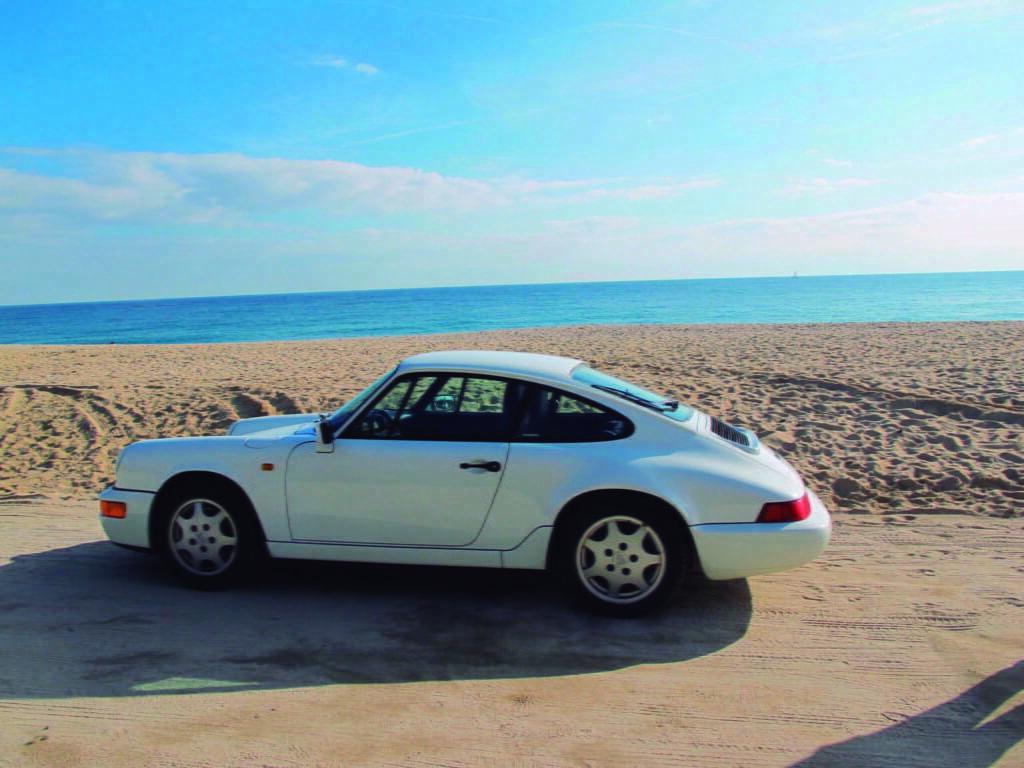 Clásico Porsche 964 de 1990