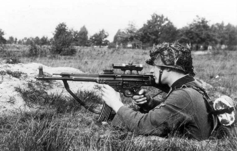 Sturmgewehr 44 el primer fusil de asalto de la historia