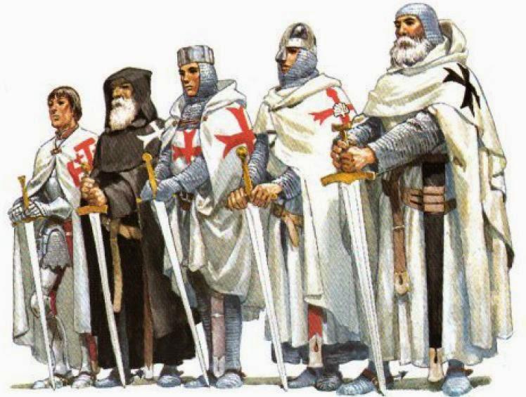 La Orden de los Pobres Compañeros de Cristo y del Templo de Salomón