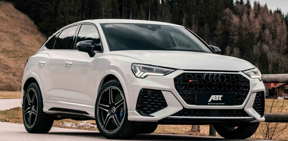 Audi RS Q3 versión ABT Sportsline