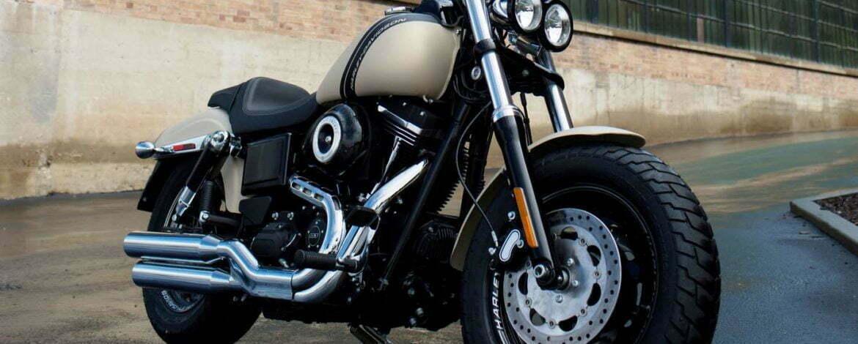 Motos custom Harley Davidson